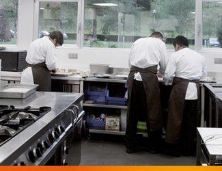Taller de cocina de la mano de Unilever