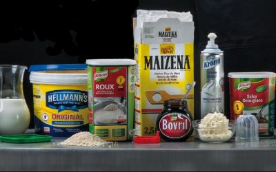 Top 10 Ingredientes imprescindibles (Unilever)