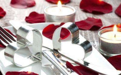 Consejos para que tu restaurante tenga éxito el día de San Valentin