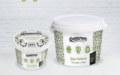 Nuevo Yogur culinario Quescrem