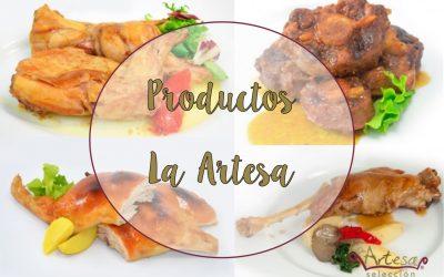 Nuevos productos La Artesa