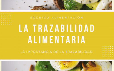 La trazabilidad alimentaria y  su importancia