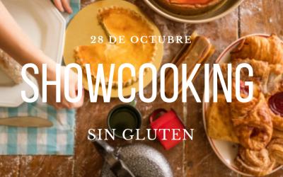 Showcooking sin gluten