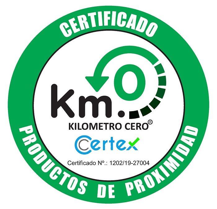 Certificado Kilómetro 0