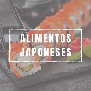 Alimentos japones