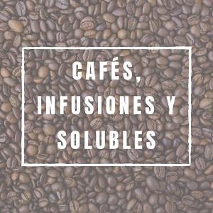 Café, infusiones y solubles