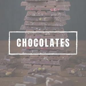 Chocolates y turrones
