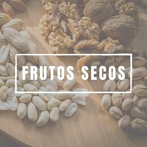 Frutos secos y aperitivos