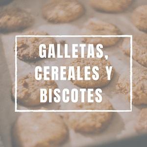 Galletas, Magdalenas y biscotes