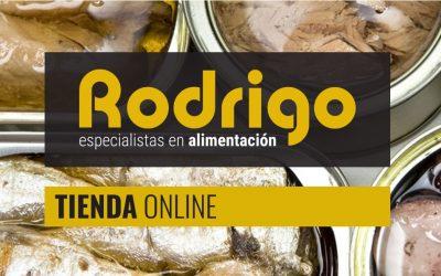 Nueva Tienda Online Rodrigo Alimentación