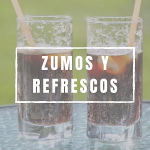 Refrescos y zumos