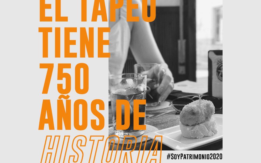 Iniciativa de la hostelería para que nuestros bares y restaurantes se declaren Patrimonio de la Humanidad 2020.